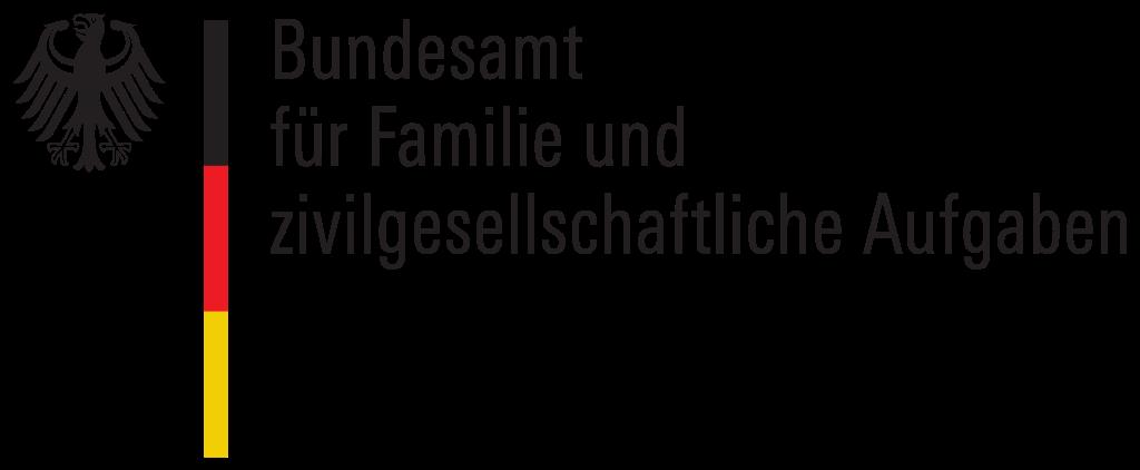 Logo des Bundesamt für Familie