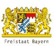 Logo des Freistaates Bayern