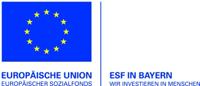 Logo des ESF in Bayern