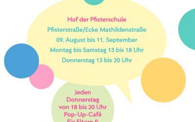 Projekt Sommerferien auf dem Schulhof