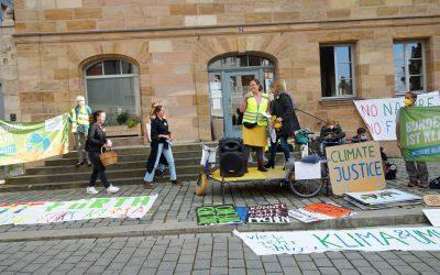 Global Strike Demo am 24.09.2021 und die Frauenwerkstatt mittendrin!